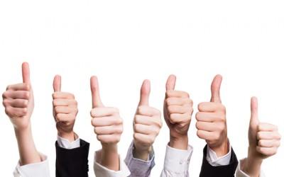 Skaf positive anmeldelser før det er for sent