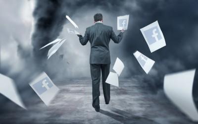 Facebook og online reputation management