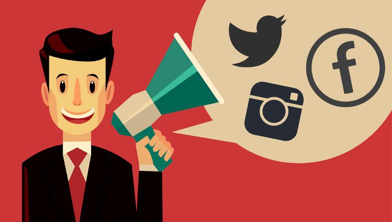 Tavshed er langt fra guld på sociale medier